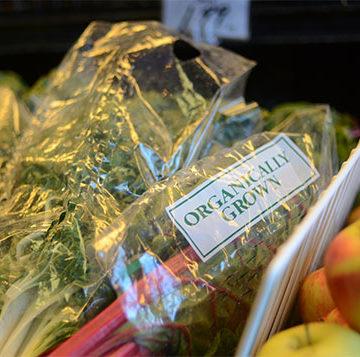 "Professor says organic food is ""economic discrimination"""