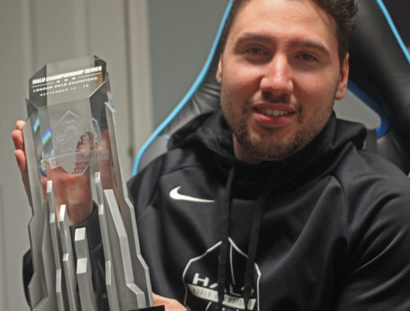 Regina gamers win big in London