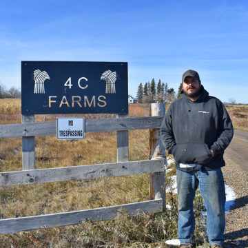 Newest manager for Cowessess ranch shows dedication too community