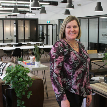 Unique space opens opportunities for business owners