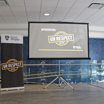 UR Respect aiming to improve harassment education