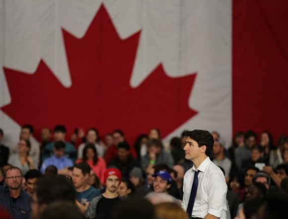 Trudeau Town Hall brings people of all opinions