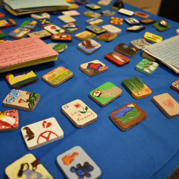 Project Heart honours residential school children