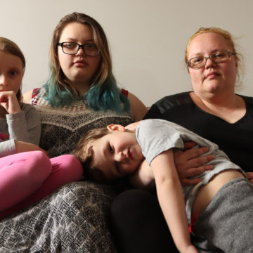 Family fights to stay in Canada: 'We're not bad people'