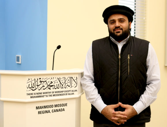 Regina Muslim community grateful for support after New Zealand mosque attack