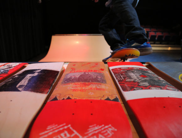 Decolonizing through skateboards: One Regina man's idea is expanding across borders