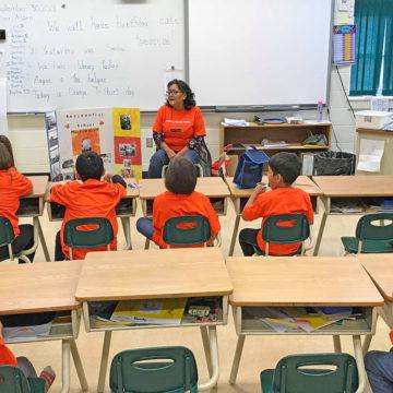 Orange Shirt Day in George Gordon First Nation