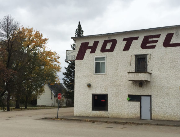 Over 100 years later and still going strong: the Raymore Hotel
