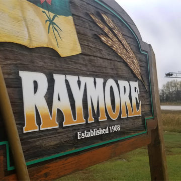 Raymore mayor the jack of all trades