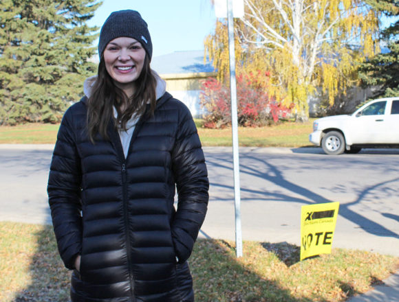 Regina voters disappointed by absence of stickers