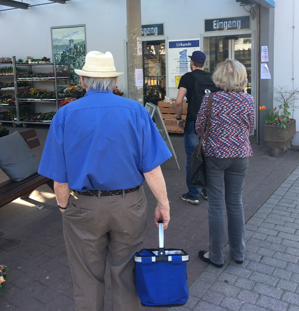 Life in Germany during the COVID-19 crisis
