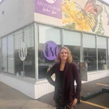 Finding your inner beauty at Miyosiwin Salon