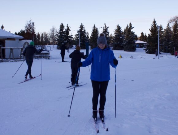 Spike in cross-country ski sales as Canadians move outdoors