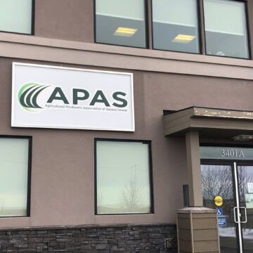 APAS expresses optimism in announcement of AgriStability expansion