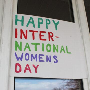 'This is the power of women': Regina women celebrate International Women's Day
