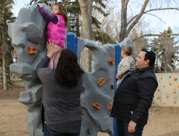 Playgrounds full as schools go remote