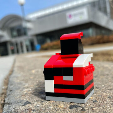 Saskatchewan Science Centre partners with local LEGO group for new exhibit