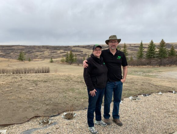 Couple brings a slice of the Okanagan to Saskatchewan