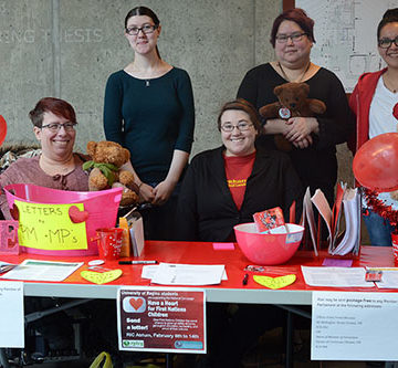 Have a Heart Day raises awareness about inequality for First Nations children.