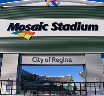 The Saskatchewan Rough-Ravens: unwanted guests at Mosaic Stadium