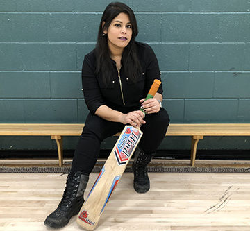 Sask. Women's Cricket Team heading to provincials for the first time