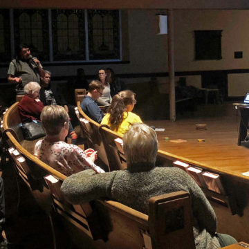 'Knox Talks' brings climate change and Indigenous rights among church pews
