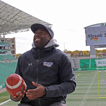 Regina's popular youth flag football league is set to play in new territory this winter