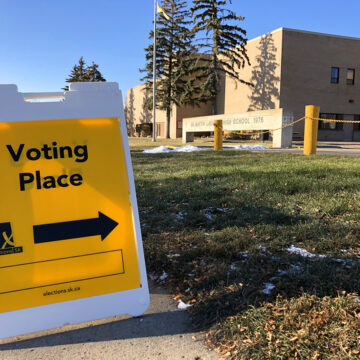 Looking to the Future, activists highlight youth issues in provincial election