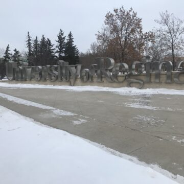 University of Regina business students impacting the community