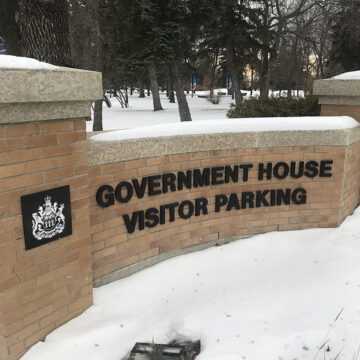 New Year's celebrations with the Lieutenant Governor postponed