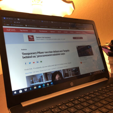 U of R students still adapting to online learning