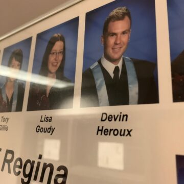 Devin Heroux: More than just Canada's curling reporter
