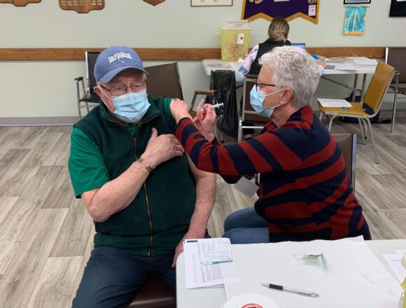 Some Sask. residents resisting vaccines